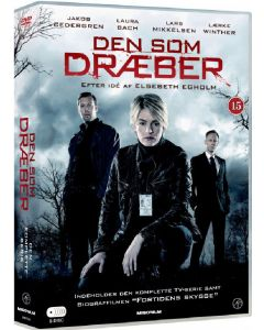 Dvdbox den som dræber - den komplette serie