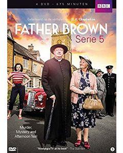 Dvdbox father brown - serie 5