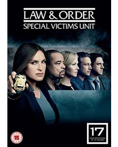 Dvdbox law & order special victims unit - sæson 17