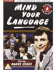 Dvdbox mind your language - the complete series