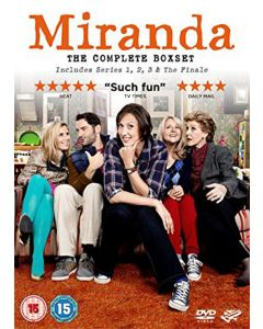 Dvdbox miranda - the complete boxset