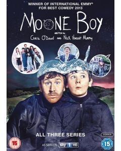 Dvdbox moone boy - all three series