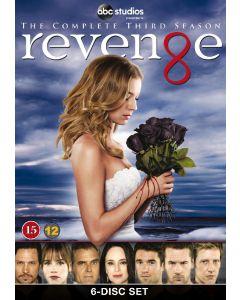 Dvdbox Revenge - The Complete Third Season