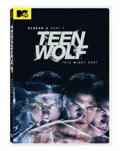 Dvdbox teen wolf - season 3 part 1 på 3 dvd'er