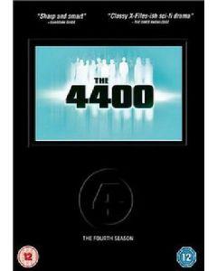 Dvdbox The 4400 - The Second Season