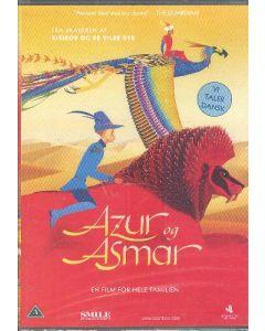 Dvdfilm Azur og Asmar