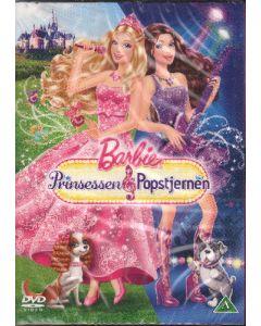 Dvdfilm Barbie Prinsessen & Popstjernen