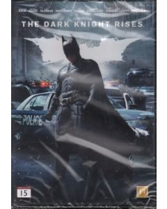 Dvdfilm Batman - The Dark Night Rises