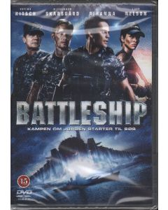 Dvdfilm Battleship