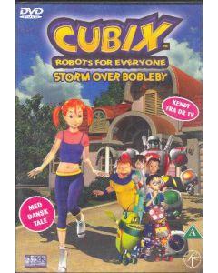 Dvdfilm Cubix Robots for Everyone 3 - Storm over Bobleby