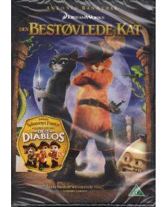 Dvdfilm Den Bestøvlede Kat
