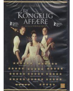 Dvdfilm En Kongelig Affære