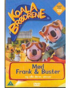 Dvdfilm Koala Brødrene 1 - Mød Frank & Buster
