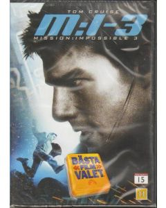 Dvdfilm Mission Impossible 3