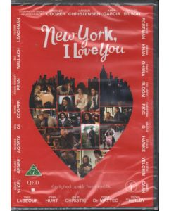 Dvdfilm New York i Love You