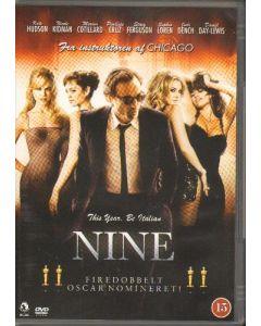 Dvdfilm Nine