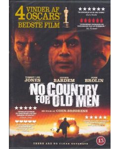 Dvdfilm No Country for Old Men