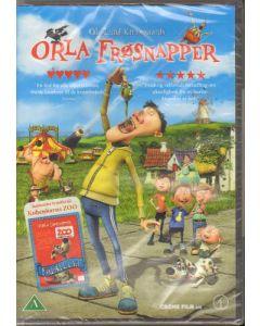 Dvdfilm Orla Frøsnapper