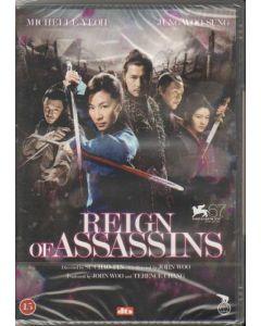 Dvdfilm Reign of Assassins