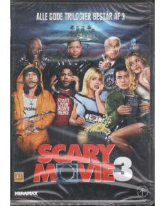 Dvdfilm Scary Movie 3