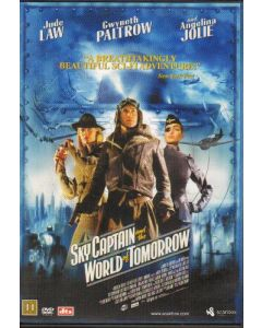 Dvdfilm Sky Captain and the World of Tomorrow