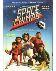 Dvdfilm Space Chimps