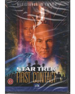 Dvdfilm Star Trek - First Contact