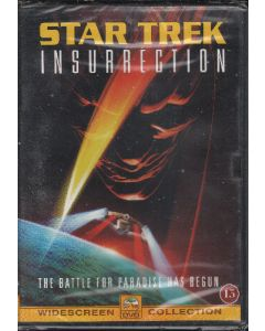 Dvdfilm Star Trek - Insurrection