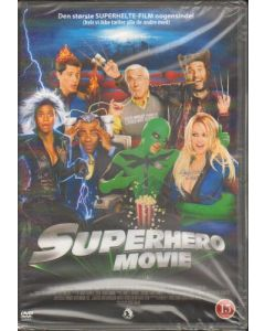Dvdfilm Superhero Movie
