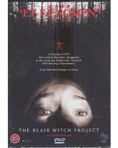 Dvdfilm The Blair Witch Project