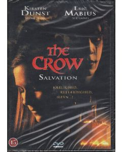 Dvdfilm The Crow Salvation
