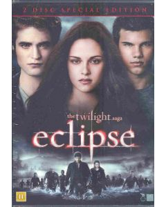 Dvdfilm The Twillight Saga - Eclipse