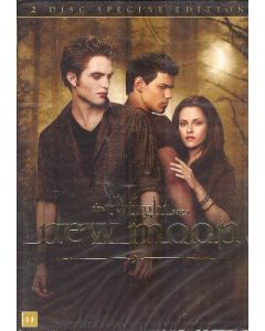 Dvdfilm The Twilight Saga - New Moon