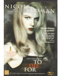 Dvdfilm To Die For