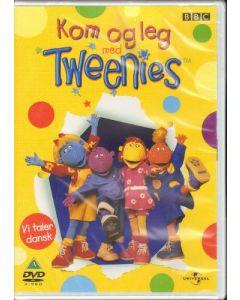 Dvdfilm Tweenies - Kom og Leg