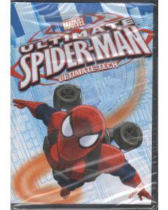 Dvdfilm Ultimate Spider-Man 4 - Ultimate Tech
