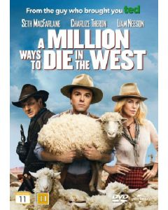 Dvdfilm A Million Ways to Die in the West