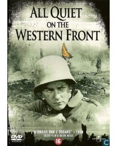 Dvdfilm All Quiet on the Western Front