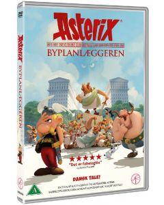 Dvdfilm asterix - byplanlæggeren
