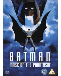 Dvdfilm batman - mask of the phantasm