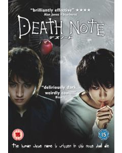 Dvdfilm death note