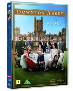 Dvdfilm Downtown Abbey - The Finale