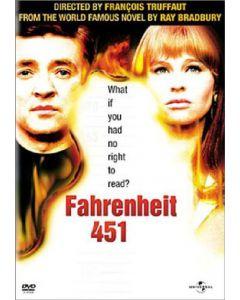 Dvdfilm Fahrenheit 451