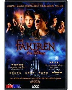 Dvdfilm Fakiren fra Bilbao