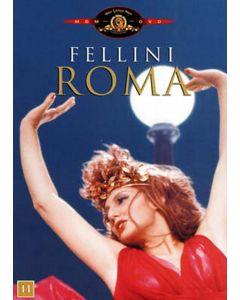 Dvdfilm fellini's roma