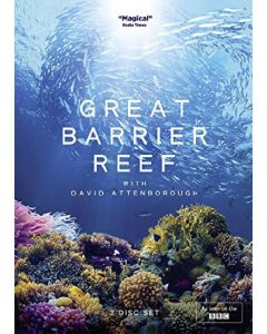 Dvdfilm Great Barrier Reef witt David Attenborough