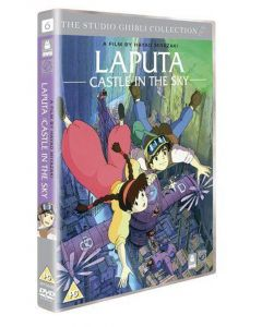 Dvdfilm laputa castle in the sky