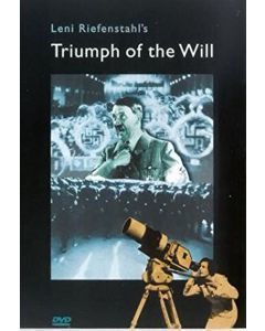 Dvdfilm leni riefenstahl's triumph of the will