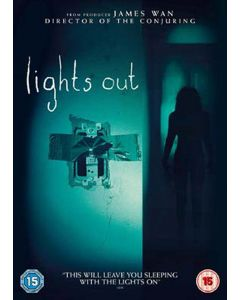 Dvdfilm lights out