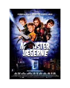 Dvdfilm Monsterjægerne